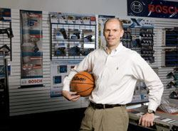 Randall Coe, VP of Marketing, Bosch Power Tools