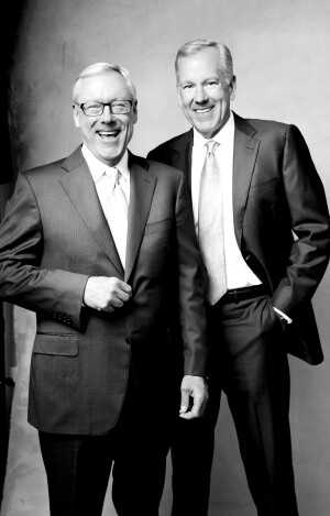 Family Matters Brothers Dale and Robert Francescon serve as co-CEOs of Century