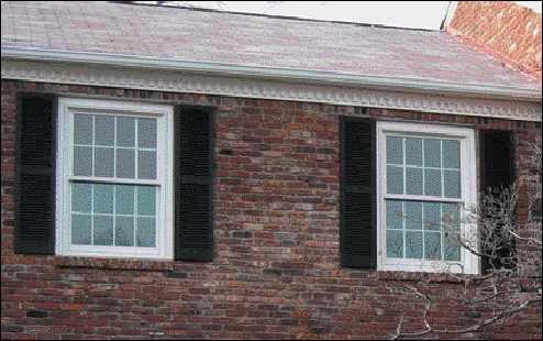 The key to a flawless window replacement in a brick-veneer wall is sizing the new window properly. The replacement unit must be small enough to fit through the existing brick opening without having to dismantle the brick and mortar, but large enough to minimize the unsupported flashing and allow the new unit to be inconspicuously trimmed out.