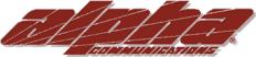 Alpha Communications Logo