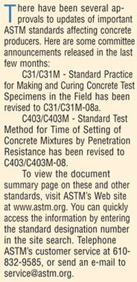 New Approved ASTM Standard
