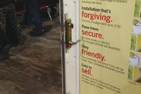 Multi-point Door Lock