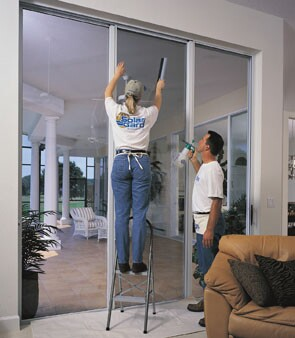 Window film is an option if homeowners simply seek enhanced glass performance. Pro installation is recommended.