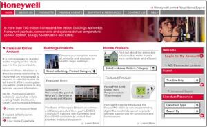 SNGLE SOURCE: Honeywell's new Builder Program is backed up by a revamped Web site at www.customer.honeywell.com, which will be a clearinghouse for the full line of Honeywell's residential products.