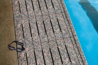 GraniGrate by RenoSys Offers Upscale Grating Solution for Swimming Pools