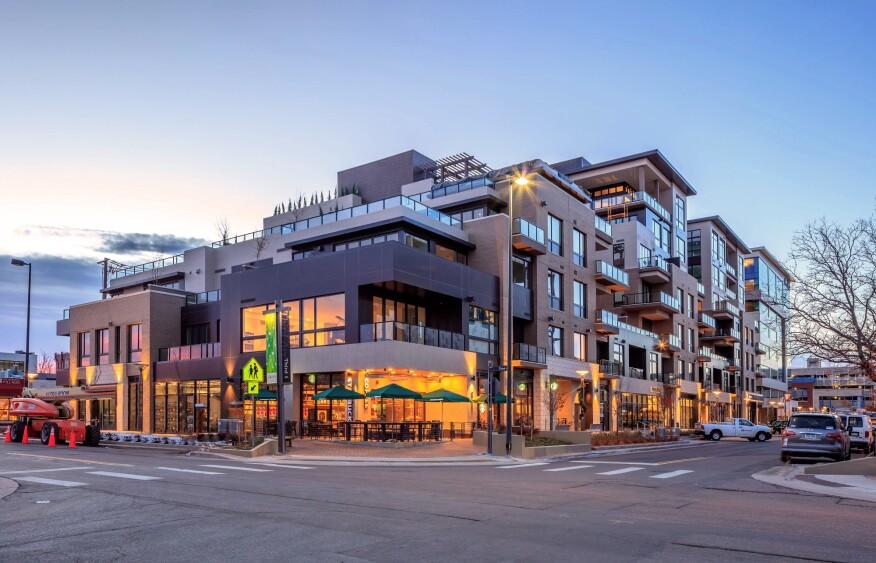 mixed-use, Denver,  luxury condos