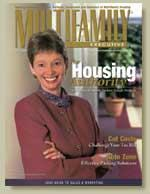 MS. PRESIDENT: Marty Jones' title hasn't changed since she appeared on the cover in 2000, but her business has: It now focuses more on developing its own properties and managing portfolios.