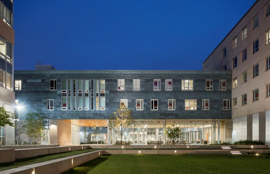 Rutgers University Living-Learning Community, Piscataway, N.J., by Design Collective