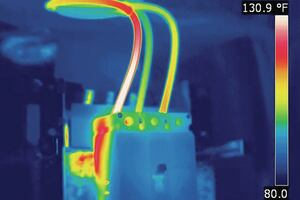 Thermal video cameras' potential