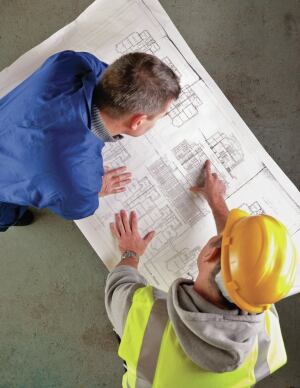 Always be sure to dot your I's and cross your T's when looking over drawings and project plans to avoid serious change orders down the line.