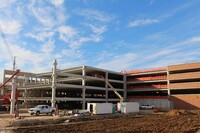 $12 Million Parking Garage Expansion is Underway