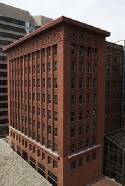 The Wainwright Building.