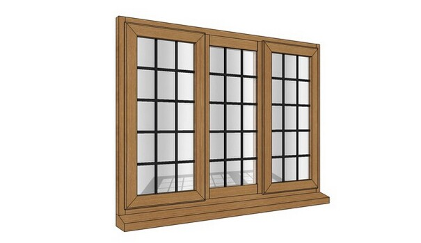 3D Warehouse window