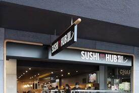 Sushi Hub Broadway, Sydney Australia