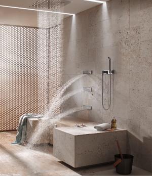 Dornbracht's Comfort Shower