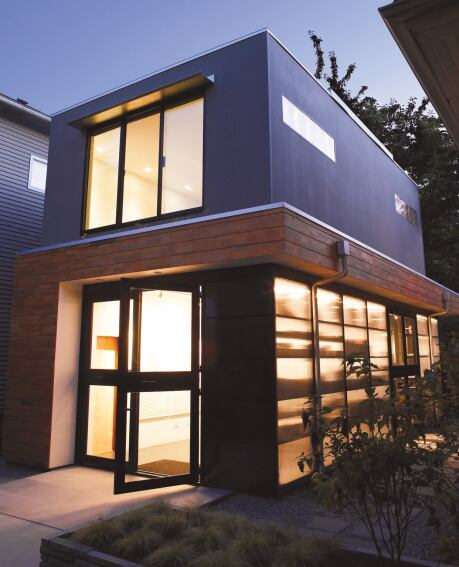 Chadbourne + Doss Architects