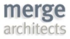 Merge Architects, Inc. Logo