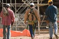 Labor Shortage Pinches Home Builders