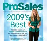 Four Dealers Win ProSales Excellence Awards