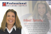 Excellence Award Winner, Merit, Marketing: Professional Builders Supply