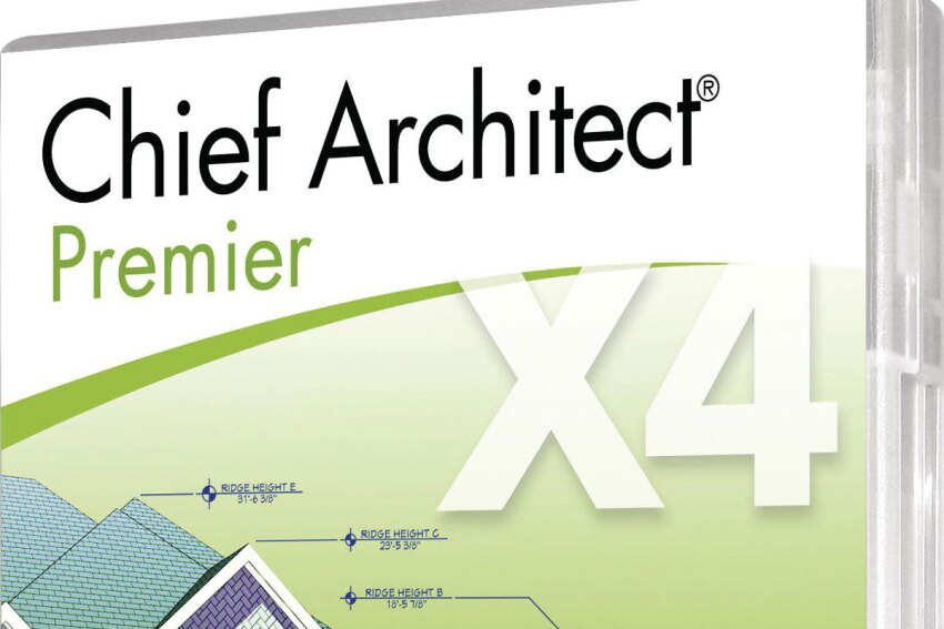 Updates and Additions: Chief Architect Version X4