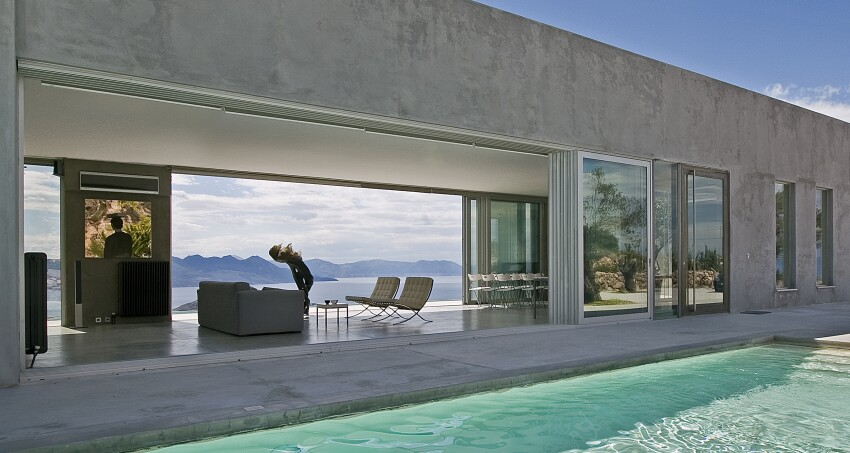 Wide-Span Doors Expand Your View