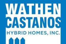 Wathen Castanos Hybrid Homes Logo