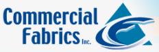 Commercial Fabrics, Inc. Logo
