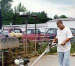 Stone Construction Equipment Inc. Smooth Operator Power Trowel