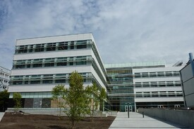 UBC Earth Systems Science Building (ESSB)
