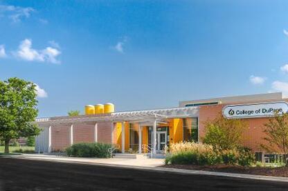 College of DuPage Naperville Regional Center Renovation