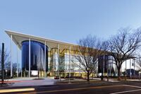Edward P. Evans Hall, Designed by Foster + Partners