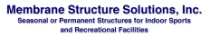 Membrane Structure Solutions, Inc. Logo