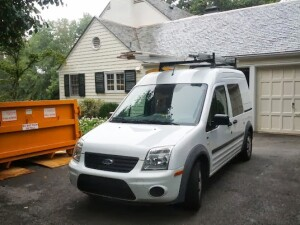 The Transit averages around 21 MPG (city/highway) loaded and keeps my gear dry in Tennessee's abrupt summer downpours. The payload capacity is 1,500 pounds inside and 150 pounds on the roof. I installed the rack; it cost about $350.