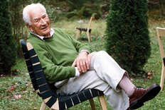 Midcentury Designer Jens Risom Dies at Age 100