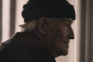 Robert Irwin's Light-Filled Moment
