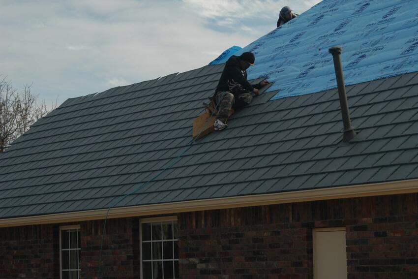 Home building 360 product suppliers expect housing for Davinci roofing products