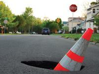 As of August, Chicago's claims unit had received 168 claims regarding vehicle damage from potholes.