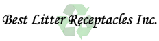Best Litter Receptacles, Inc. Logo
