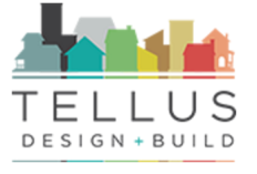 Tellus Design + Build Logo