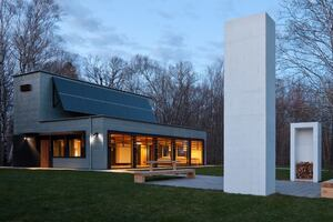 2012 AIA COTE Top Ten Green Project: University Classroom Building