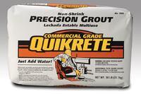 Quikrete Precision Grout
