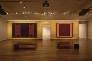 Reviving Mark Rothko's Harvard Murals Using Light