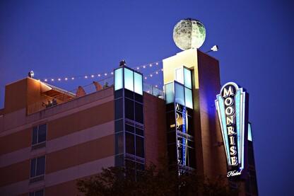 Moonrise Rooftop Bar