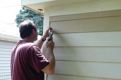 Engineered Wood Siding