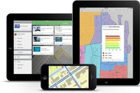 App simplifies sharing GIS-based maps