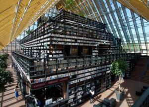 MVRDV, Book Mountain, Spijkenisse, The Netherlands