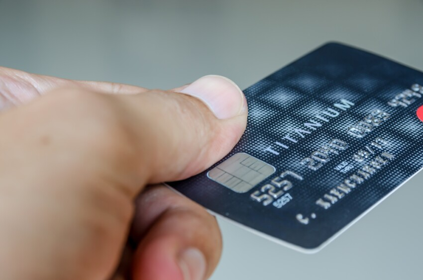 Avoiding credit card security risks