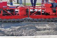 Allen Engineering Corp. + RS 844 Roller Screed