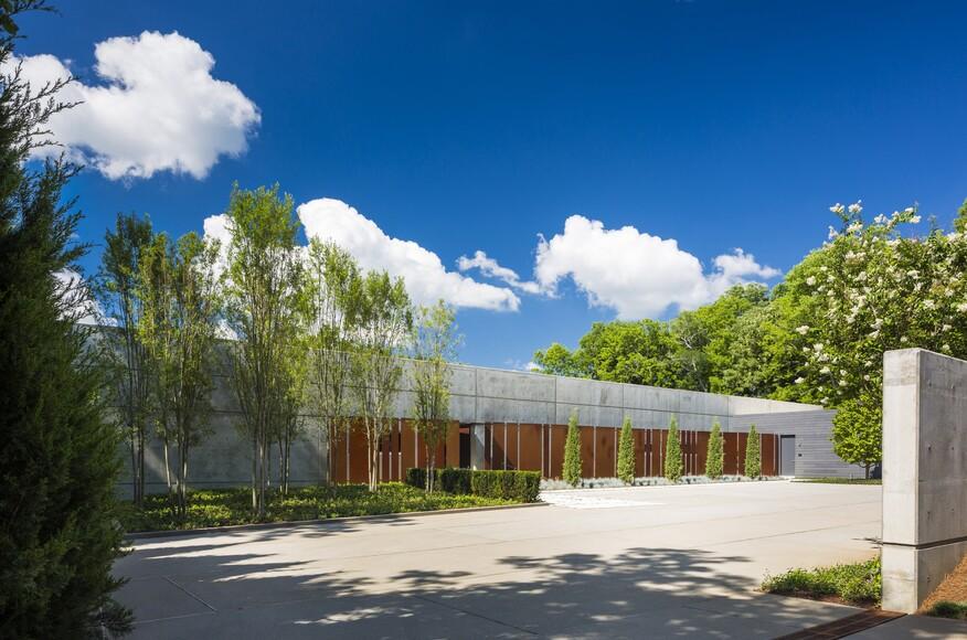 Modern Architecture Nashville mask house | architect magazine | hastings architecture associates